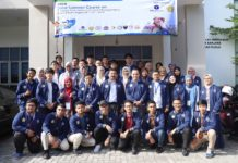 29 Mahasiswa Asing Belajar Pengurangan Risiko Bencana di Unsyiah