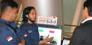 Tong Sampah Pintar Karya Mahasiswa Unsyiah Raih Juara Favorit OpenVINO Hackathon 2019