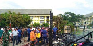 2 Warga Meninggal dalam Kebakaran Warung Kelontong di Aceh Besar