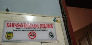 Banda Aceh Sambut Baik Ajakan The Union Jadi Smoke Free City