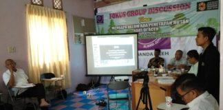Nasib Hutan Adat di Aceh yang Tak Kunjung Ditetapkan