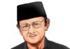 Presiden ke-3 RI BJ Habibie Meninggal Dunia