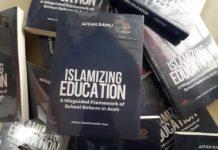Tulis Buku Islamizing Education, Affan Ramli Tawarkan Strategi Baru Reformasi Sekolah di Aceh