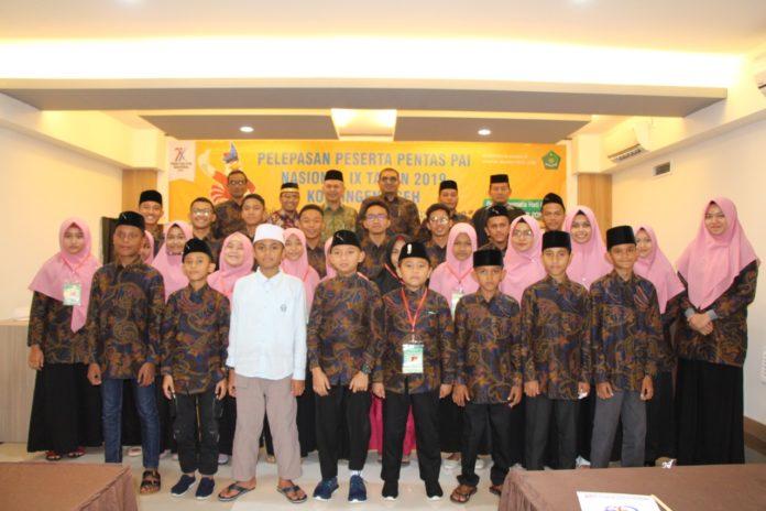 Aceh Kirim 32 Siswa ke Pentas PAI Nasional 2019 di Makassar