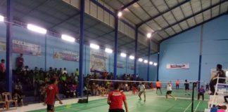Kejurprov PBSI Aceh 2019 Masuki Babak Final, 9 Partai Tersaji di GOR Lambung
