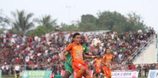 PSMS vs Persiraja di Stadion Langsa Berakhir dengan Skor 1-0