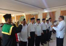 Pejabat Kankemenag Pidie Jaya Dirombak, Mukhlis Jabat Kasubbag TU